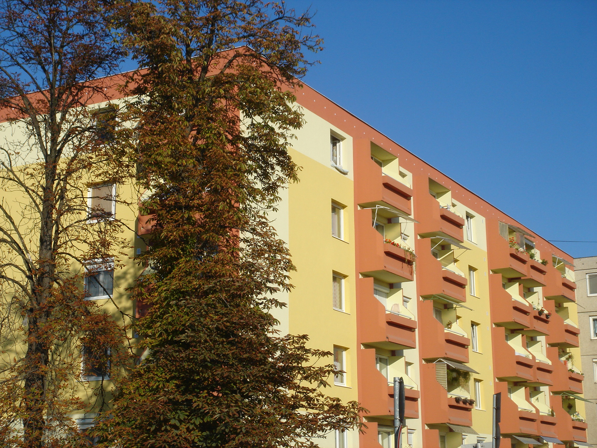 Széchenyi utca 13-19 Mosonmagyaróvár