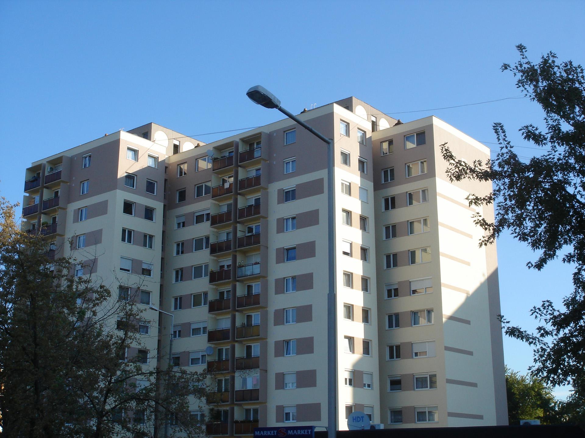 Széchenyi utca 1-3 Mosonmagyaróvár