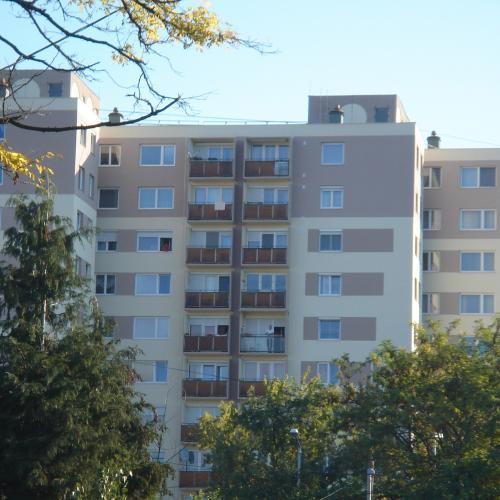 Mosonmagyaróvár Széchenyi lakótelep