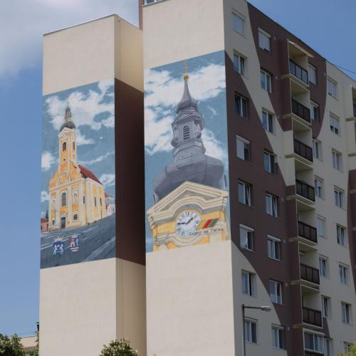 Mosonmagyaróvár Erkel Ferenc utca