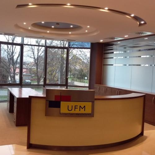 UFM Bt irodaház - Mosonmagyaróvár ( 2015)