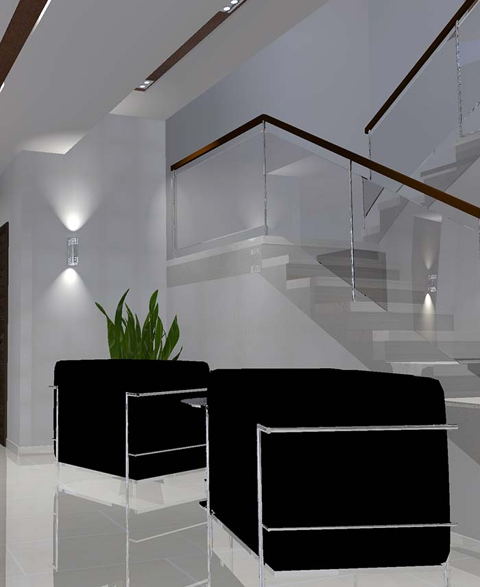 Interior design, workmanship