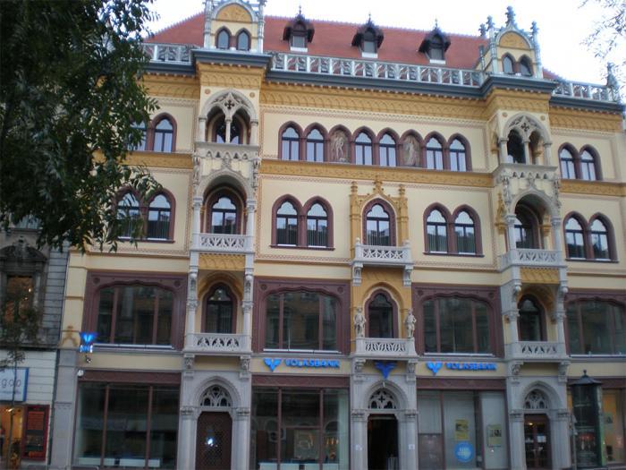 Műemlék épületek felújítása