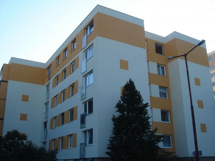 Wärmeisolierung von Fassaden