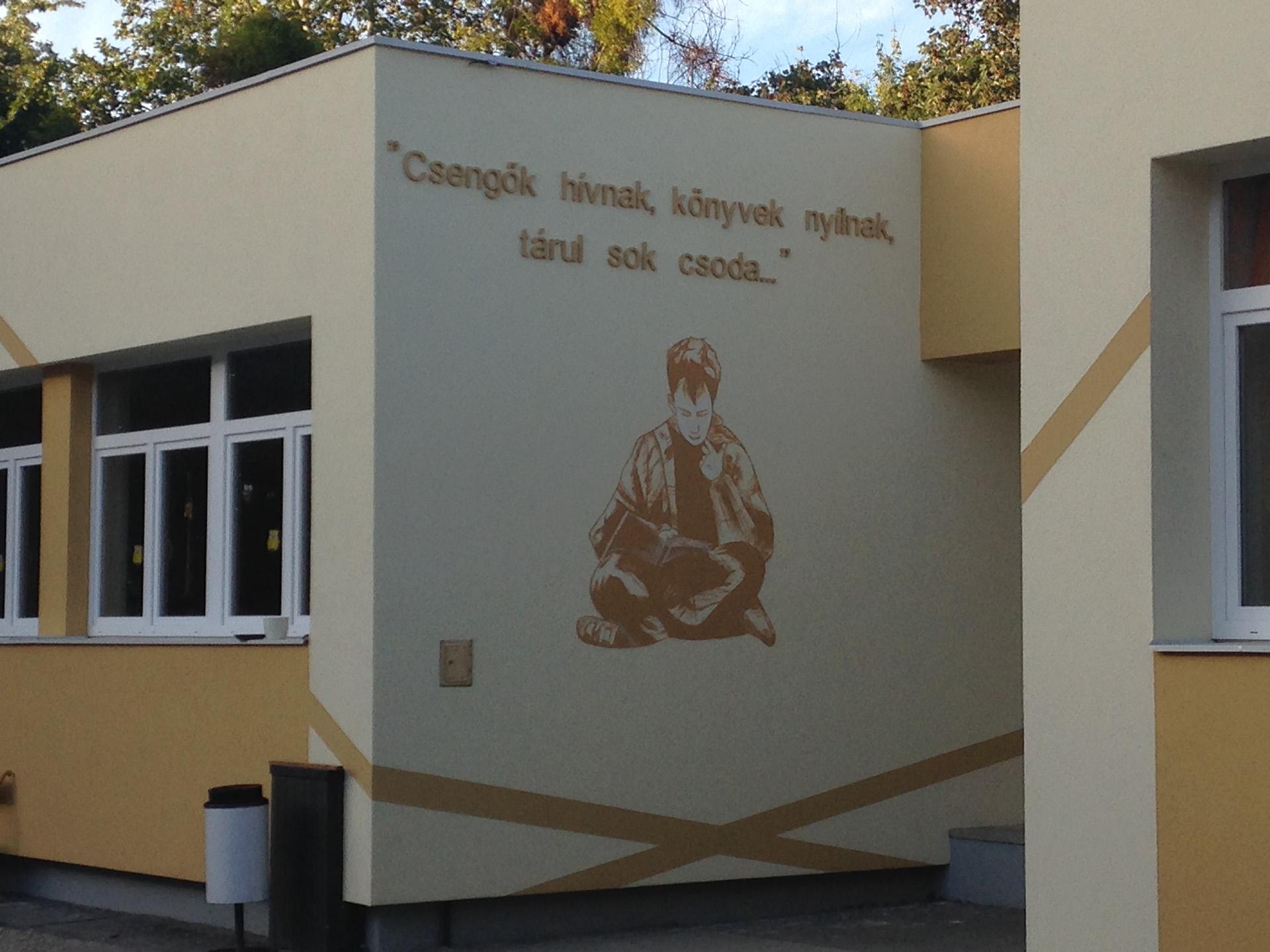 Mosonmagyaróvár Bólyai iskola