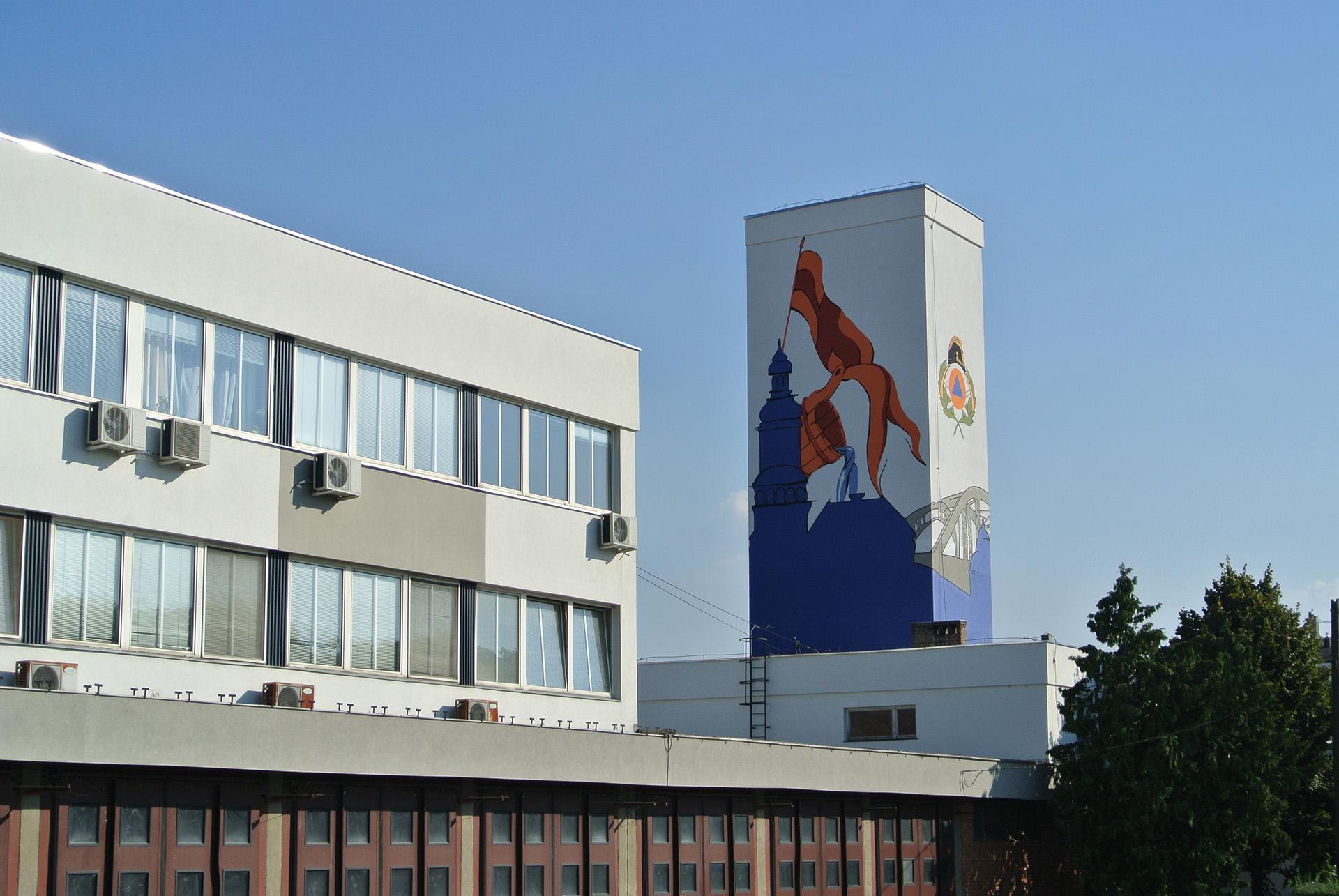 Megyei Katasztrófavédelmi Hivatal Győr