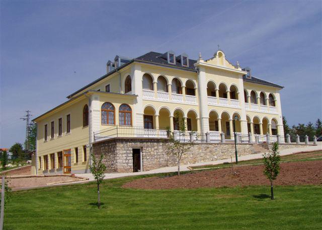 Csopak Balatonfelvideki Nemzeti Park ig.epulet