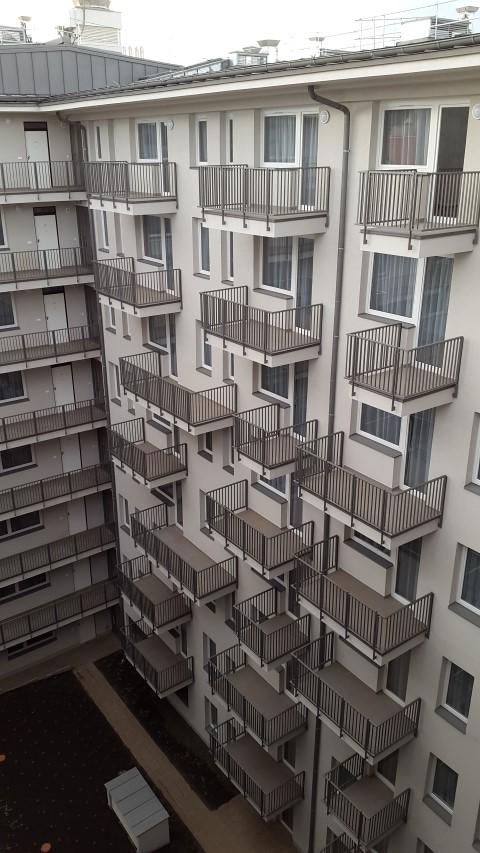 Garai úti ,106 lakásos társasház - Budapest ( 2016)