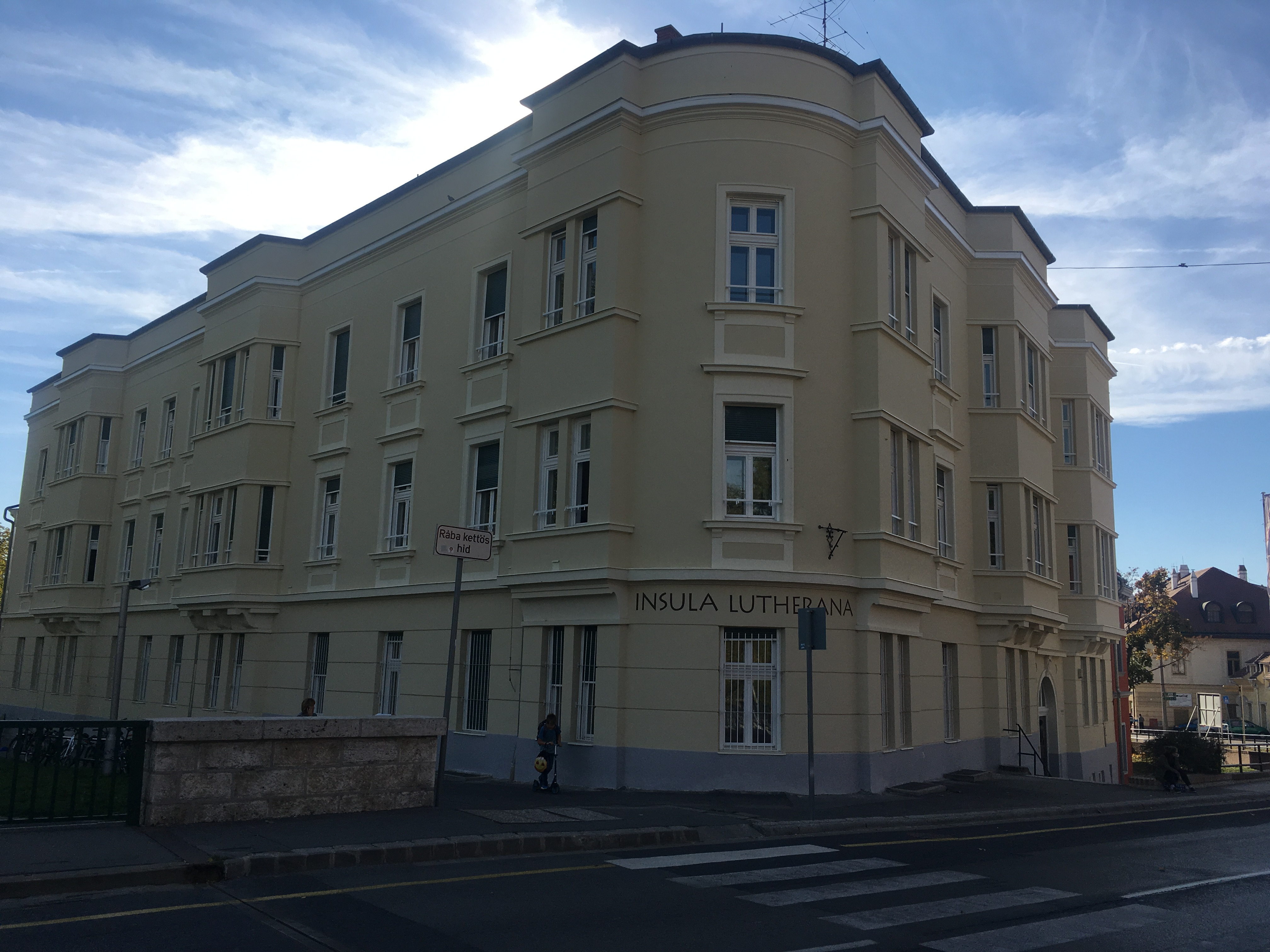Győr - Insula Lutera ( 2017 )
