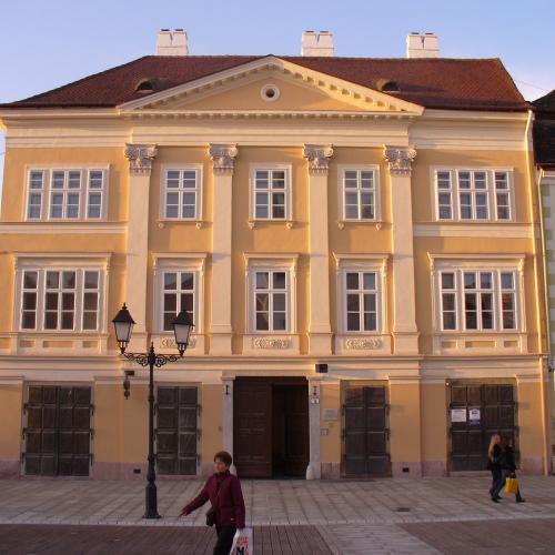 Győr Széchenyi tér