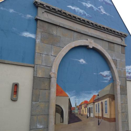 Mosonmagyaróvár Magyar utca